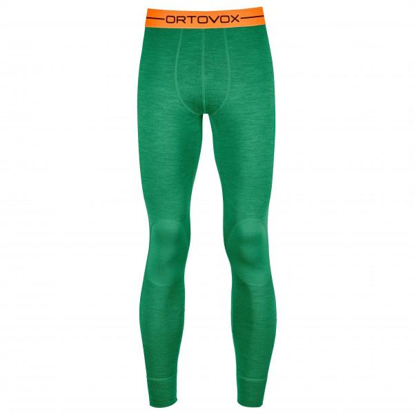 Ortovox - R ´N´ W Long Pants - Merinounterwäsche Gr XXL - Regular oliv/grün Preisvergleich