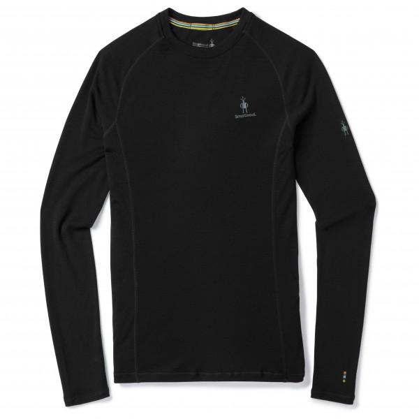 Smartwool - Merino 200 Baselayer Long Sleeve Gr L schwarz