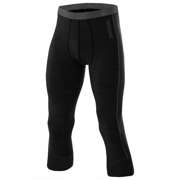 Lffler - 3/4 Underpants Transtex Merino - Merino Base Layer Size 54  Black