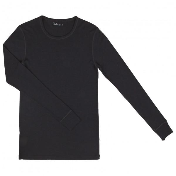 Joha - Blouse - Merino Base Layer Size M  Black