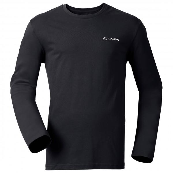 Vaude Brand LS Shirt Men black