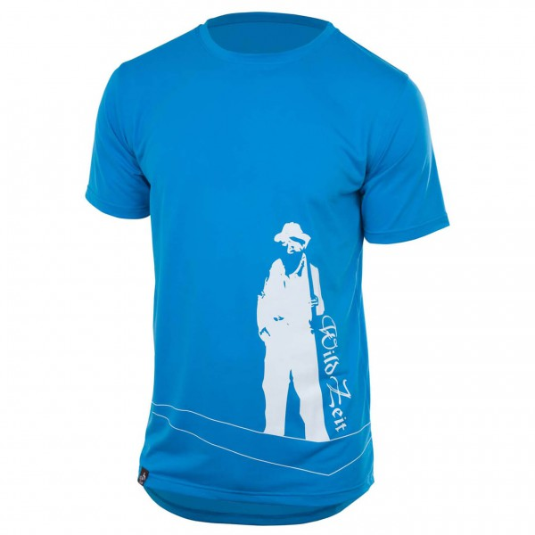 WildZeit - Elias Tencel T-Shirt Gr XL grün