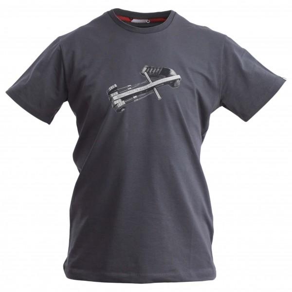 Wild Country - Friend T-Shirt - T-Shirt Gr M schwarz/grau