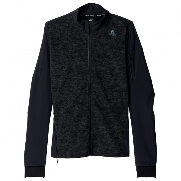 adidas Supernova Storm Jacket Joggingshirt maat L zwart