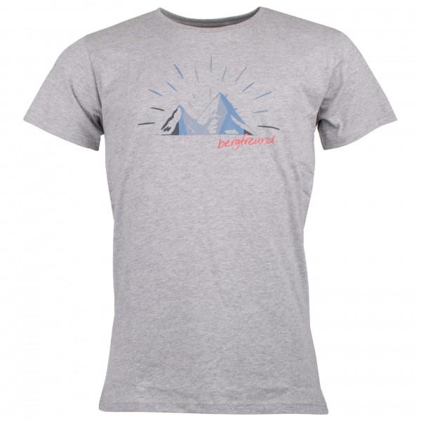Bergfreunde.de - Bergfreund Viktor - T-Shirt Gr XL grau