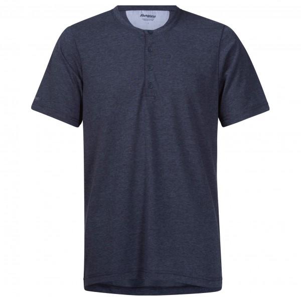 Bergans - Gullholmen Tee T-Shirt Gr L;S grau/weiß;schwarz;grau Sale Angebote Cottbus