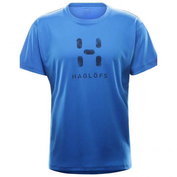 Haglöfs - Glee Tee - T-Shirt Gr XL blau