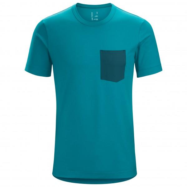 Arc´teryx - Anzo T-Shirt Gr L;M;S;XL grün;rot/rosa;oliv/schwarz;oliv;blau;grau;rot