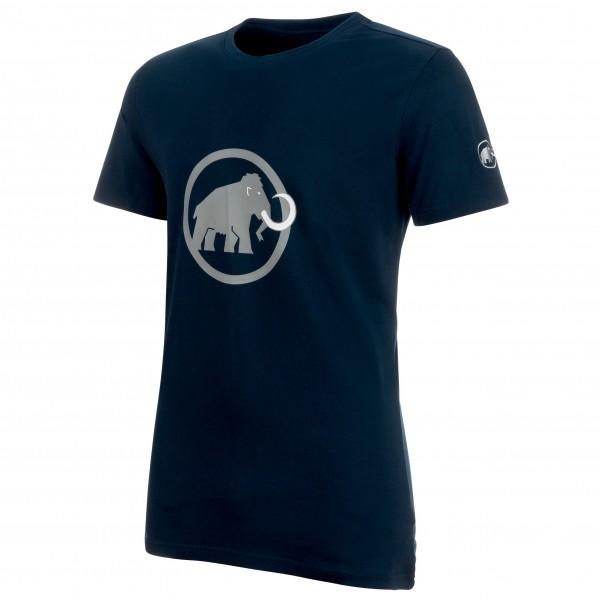 Mammut - Logo T-Shirt Gr L grau
