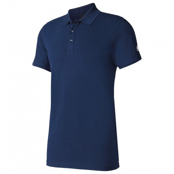 adidas Essentials Base Polo Poloshirt maat XXL blauw