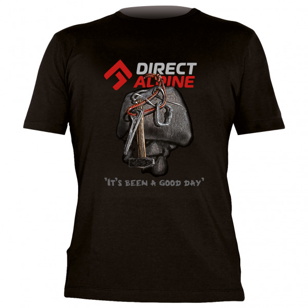 Directalpine - Flash 4.0 - T-shirt taille XL, noir