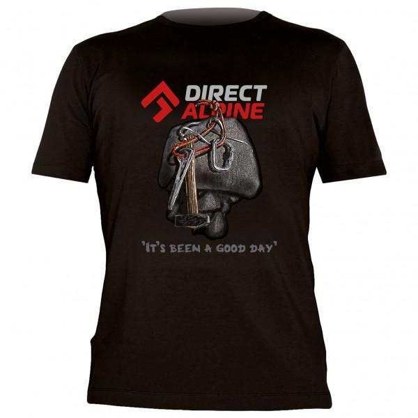 Directalpine - Flash 4.0 - T-Shirt Gr M schwarz