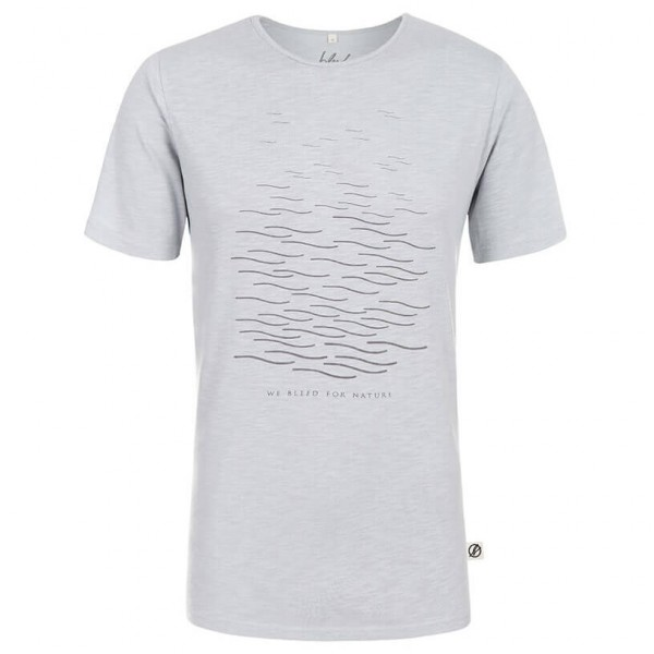 Bleed - Lake T-Shirt Gr L;M;S;XL;XXL grau