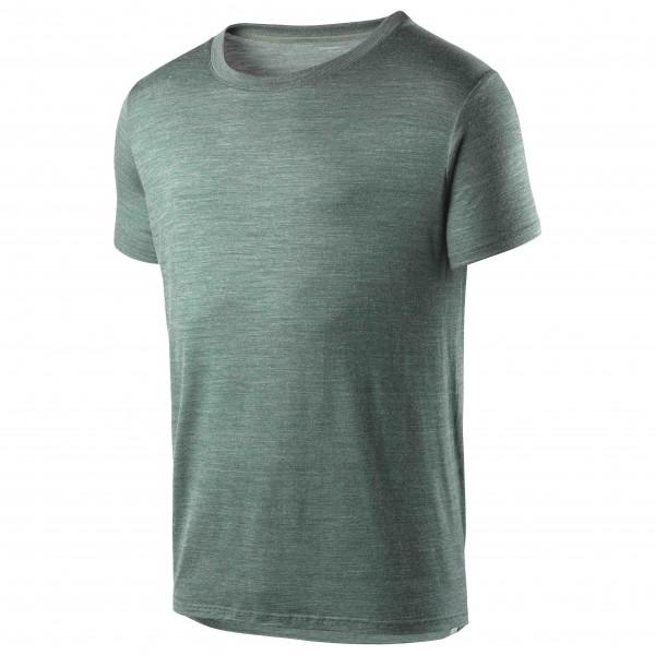Houdini - Activist Message Tee T-Shirt Gr L;M;S;XL;XXL schwarz/grau;schwarz/blau;grau/lila/türkis;rot/orange;grau