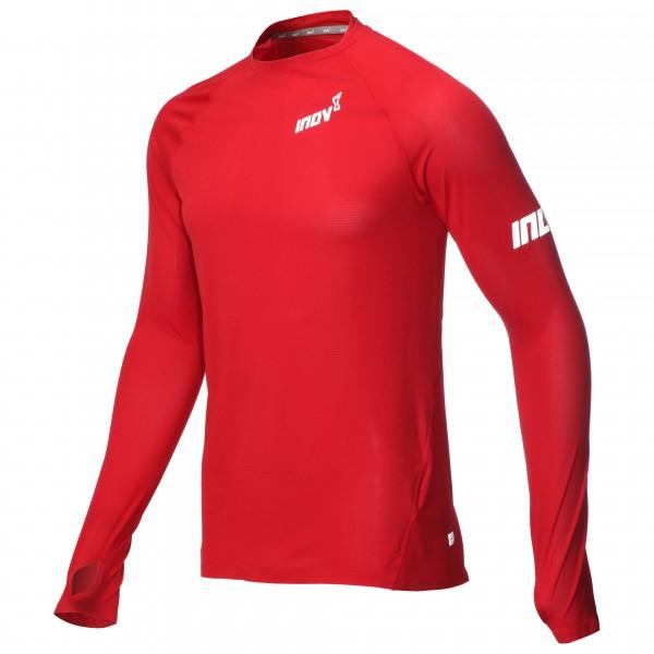 Inov-8 - AT/C Base L/S - Laufshirt Gr S rot Preisvergleich