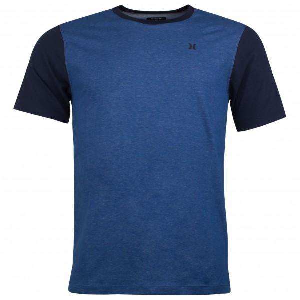Hurley - Dri Fit Lagos Snapper Crew Funktionsshirt Gr L;M;S;XL blau/schwarz;schwarz