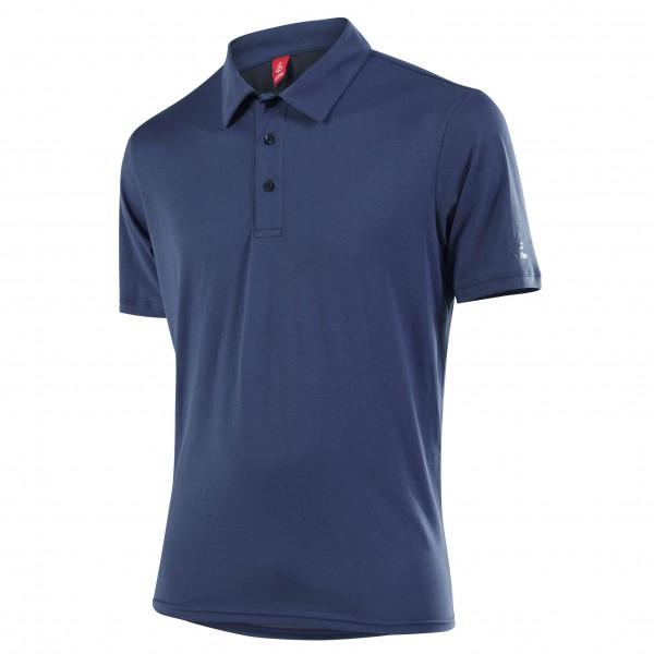 Löffler - Poloshirt Transtex Single CF - Funktionsshirt Gr 56 nachtblau