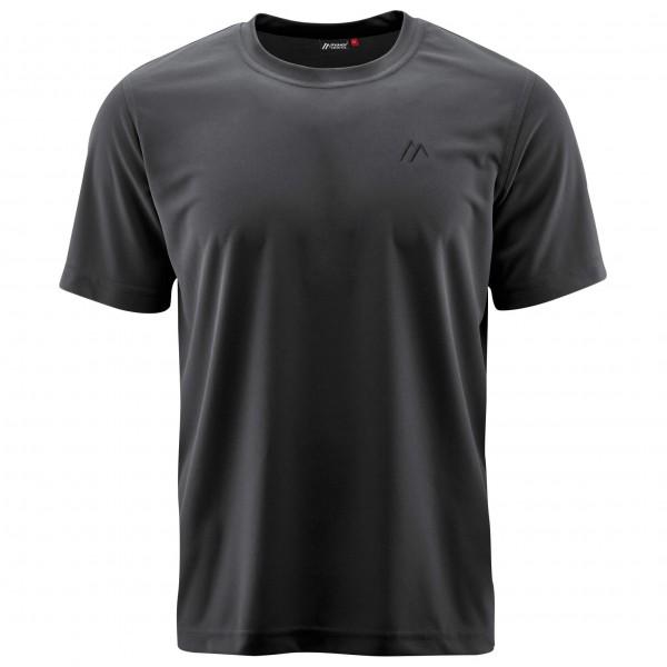 Maier Sports - Walter - T-shirt Size S  Black/grey