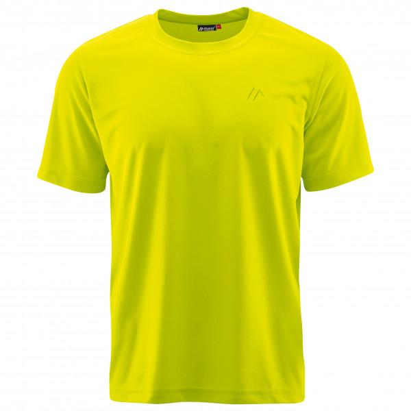 Maier Sports - Walter - T-shirt Size 4xl  Yellow