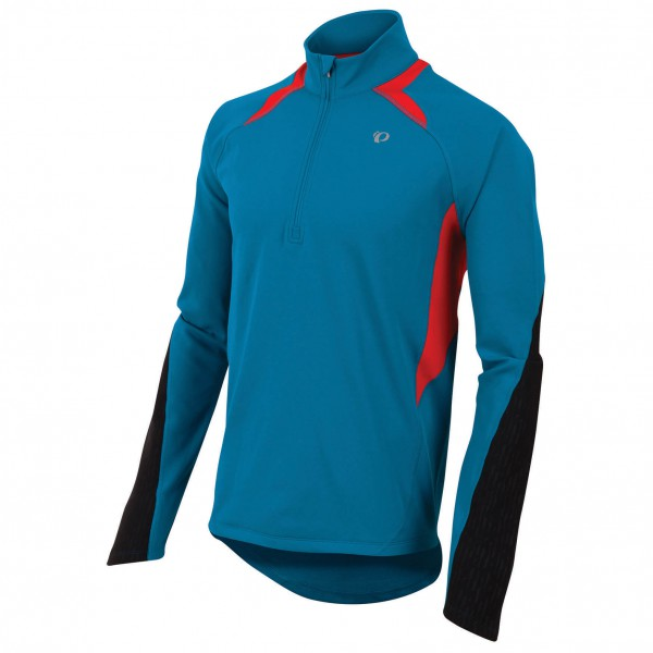 Pearl Izumi - Fly Thermal Run Top Laufshirt Gr M blau