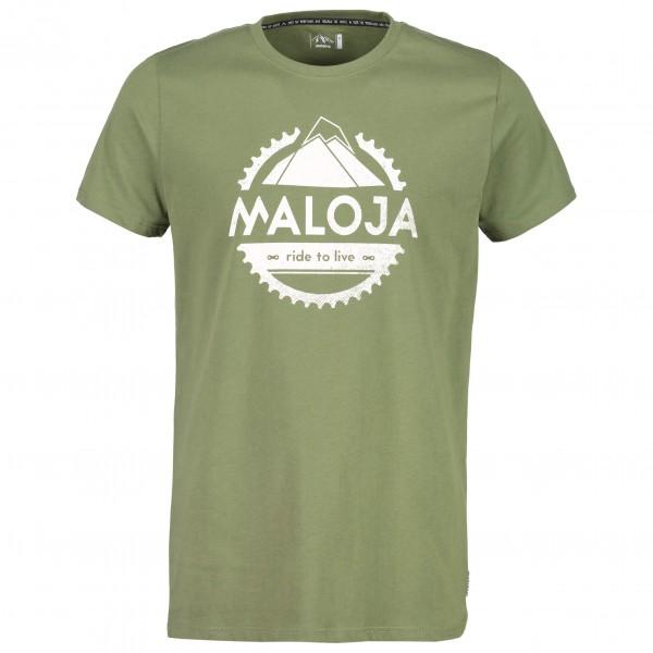 Maloja - DanielM. T-Shirt Gr XL grün/grau jetztbilligerkaufen