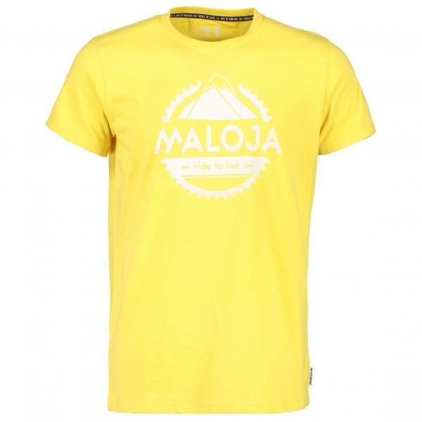 Maloja - DanielM. T-Shirt Gr XXL gelb/orange jetztbilligerkaufen