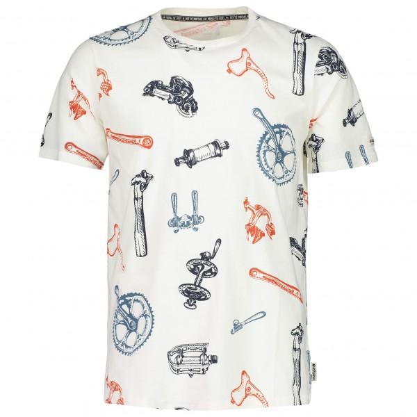 Maloja - FlavioM. T-Shirt Gr XL weiß/grau jetztbilligerkaufen