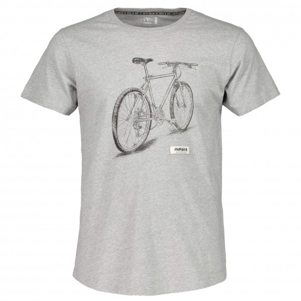 Maloja - GideonM. T-Shirt Gr XL grau jetztbilligerkaufen