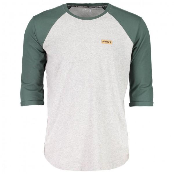 Maloja - NairM. T-Shirt Gr XL grau/weiß jetztbilligerkaufen