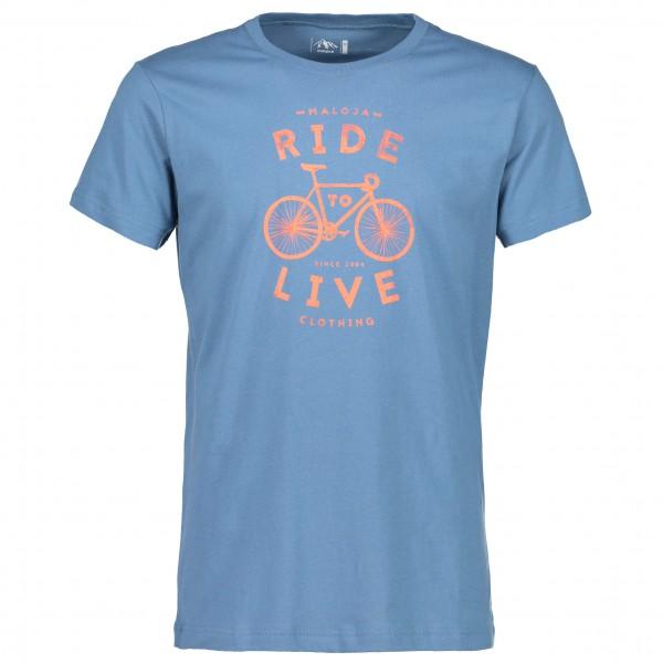 Maloja - RosegM. T-Shirt Gr XXL blau jetztbilligerkaufen