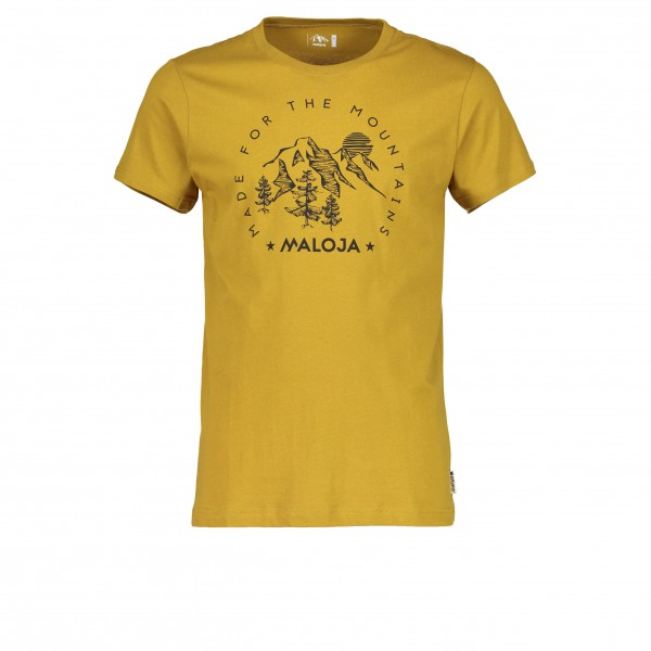 Maloja - ZupoM. T-Shirt Gr XL orange jetztbilligerkaufen