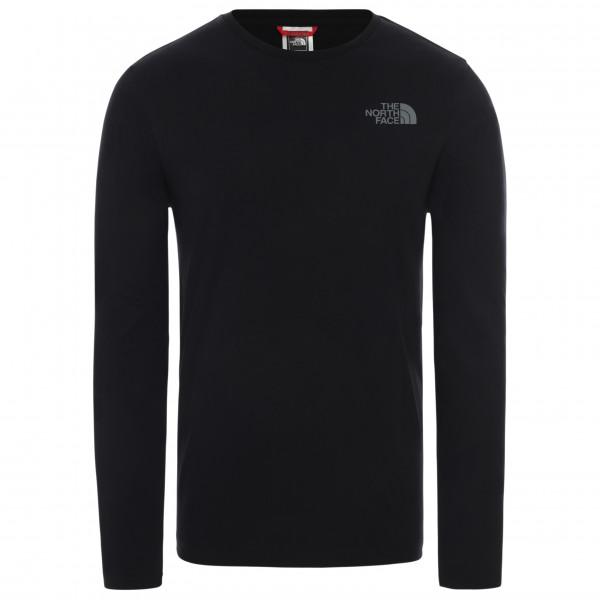 Pallyhi - Longsleeve Clean Type - Longsleeve Size L  Grey/black