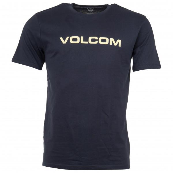 Volcom - Crisp Euro BSC S/S - T-Shirt Gr XL schwarz Preisvergleich
