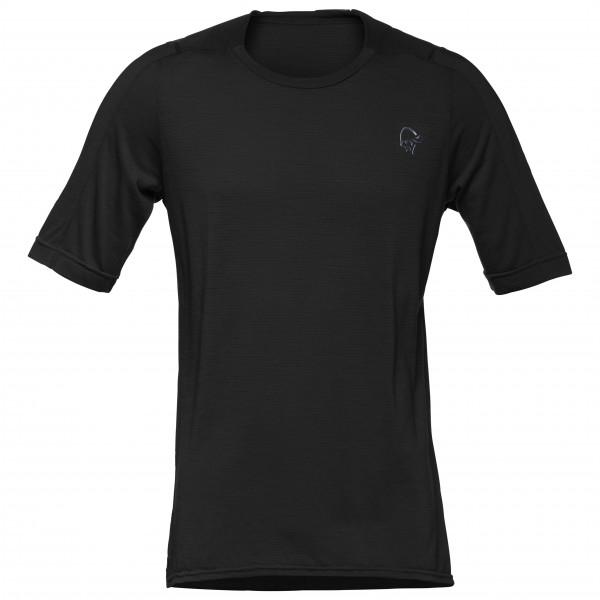 Weitere Sportarten 29 Baumwolle T-Shirt L Grau Meliert Norrona