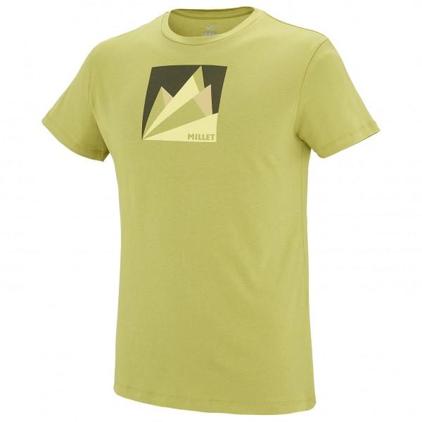 Millet - Millet Fan Mountain TS S/S - T-Shirt Gr XL gelb