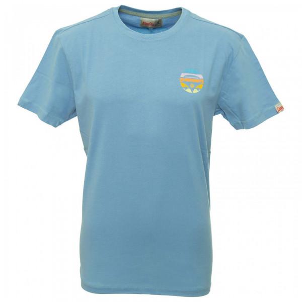 Van One - Bulli Face Retro Shirt - T-Shirt Gr XL grau/blau