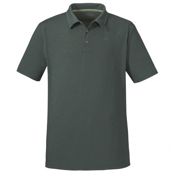 #Schöffel – Polo Shirt Izmir1 – Polo-Shirt Gr 54 schwarz#