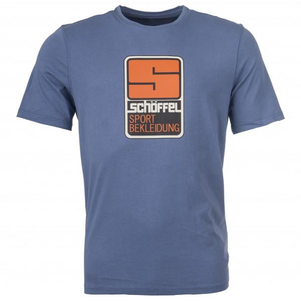 sch ffel t shirt originals kitimat t shirt maat 52 blauw kopen koop online. Black Bedroom Furniture Sets. Home Design Ideas