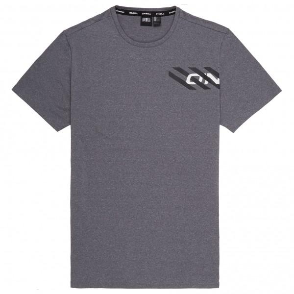 O´Neill - Tracered Hybrid T-Shirt - Funktionsshirt Gr XXL grau