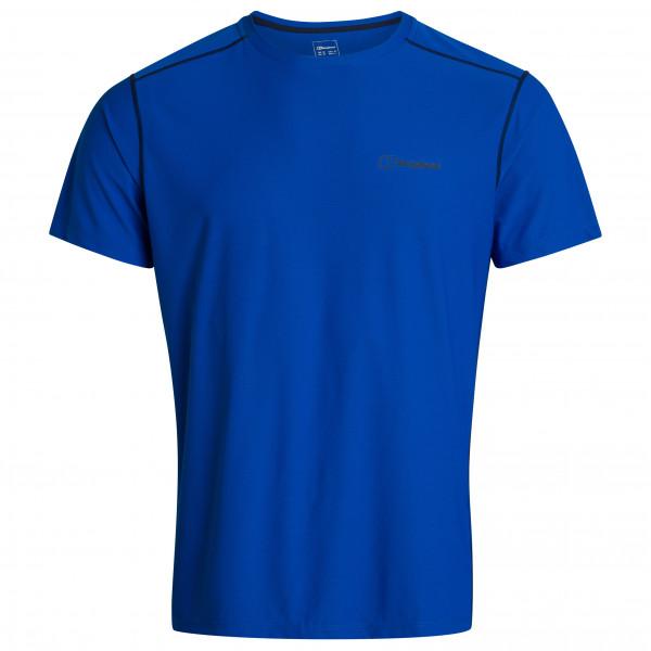 Berghaus - 24/7 Tech Basecrew S/s - Sport Shirt Size L  Blue