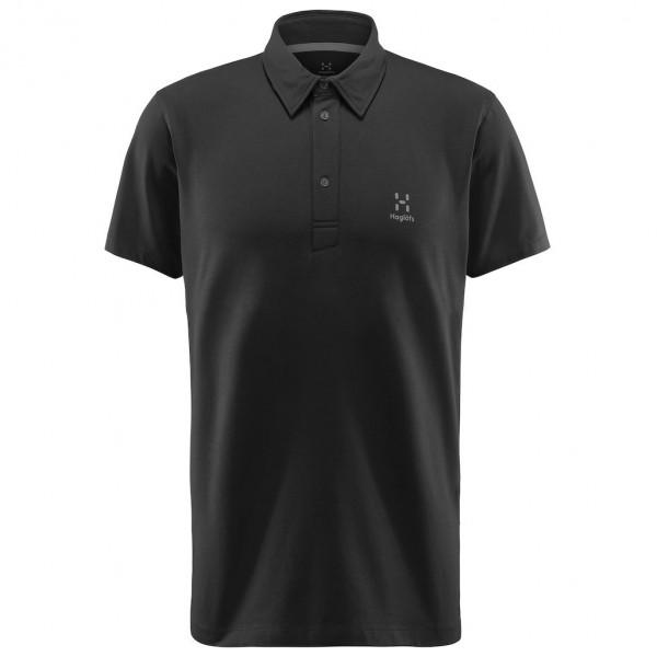 #Haglöfs – Mirth Polo – Polo-Shirt Gr L;M;S;XL;XXL blau;schwarz#