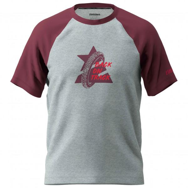 Zimtstern - Botz Tee - T-Shirt Gr L grau M20011-2007-04