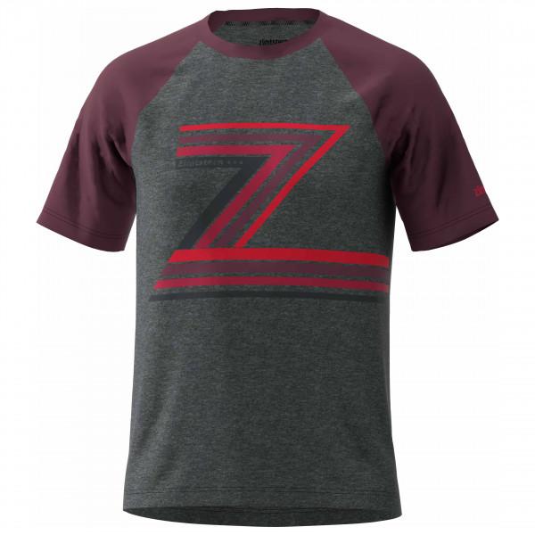 Zimtstern - The-Z Tee - T-Shirt Gr L schwarz/lila M20021-2009-04