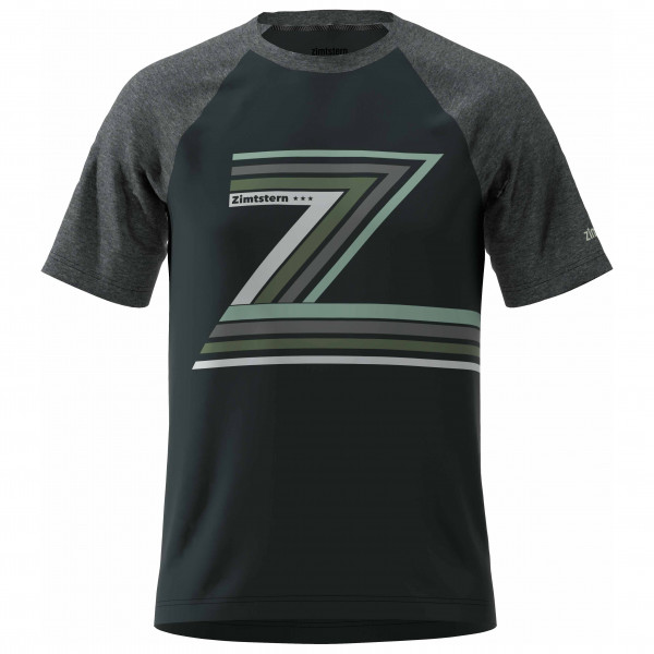 Zimtstern - The-Z Tee - T-Shirt Gr XL schwarz M20021-1005-05