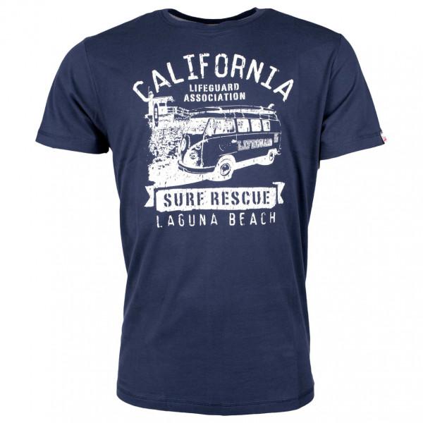 *Van One – Laguna Shirt – T-Shirt Gr XXL blau*
