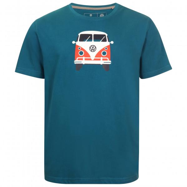 Elkline - Methusalem - T-Shirt Gr L;M;S;XL;XXL blau/schwarz 1041178