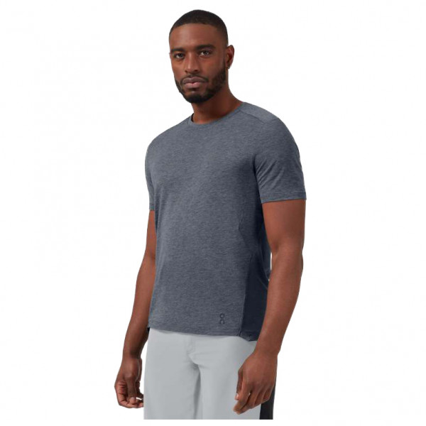 On - Active-t - Sport Shirt Size S  Grey/black/brown