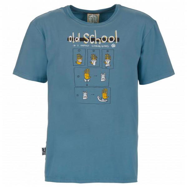 E9 - Old School - T-Shirt Gr L;M;S;XL;XS grau;blau;oliv OLD SCHOOL-S20