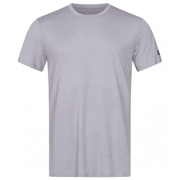 #SuperNatural – Tencel Tee – T-Shirt Gr L;M;S;XL;XXL grau;blau#
