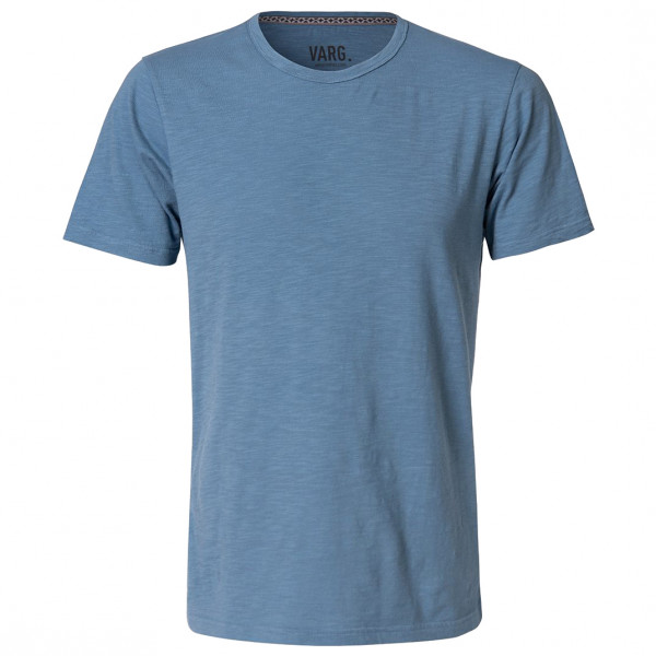 Varg - Marstrand - T-Shirt Gr L;S weiß/grau;blau SP15-M
